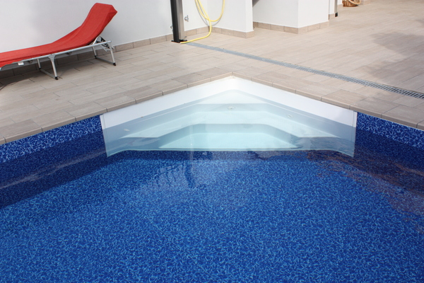 Piscinas de acero elegant algunas de nuestras piscinas de acero y liner with piscinas de acero - Liner para piscinas precio ...