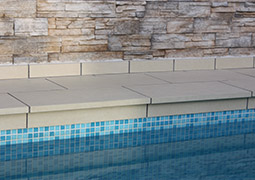 Deycon for Borde piscina hormigon